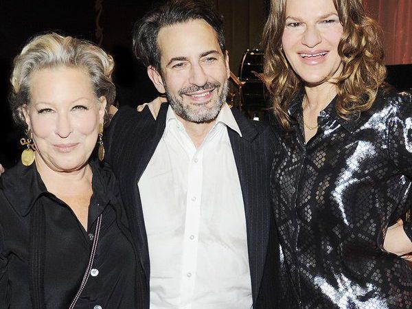 Bette, Mark, Sandra